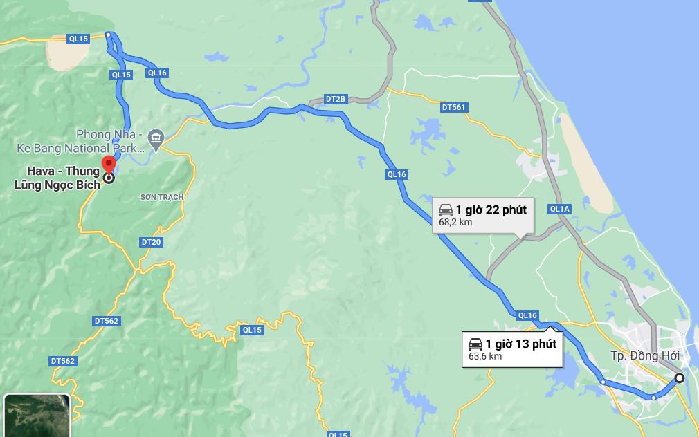 bản đồ thung lũng ngọc bích hava